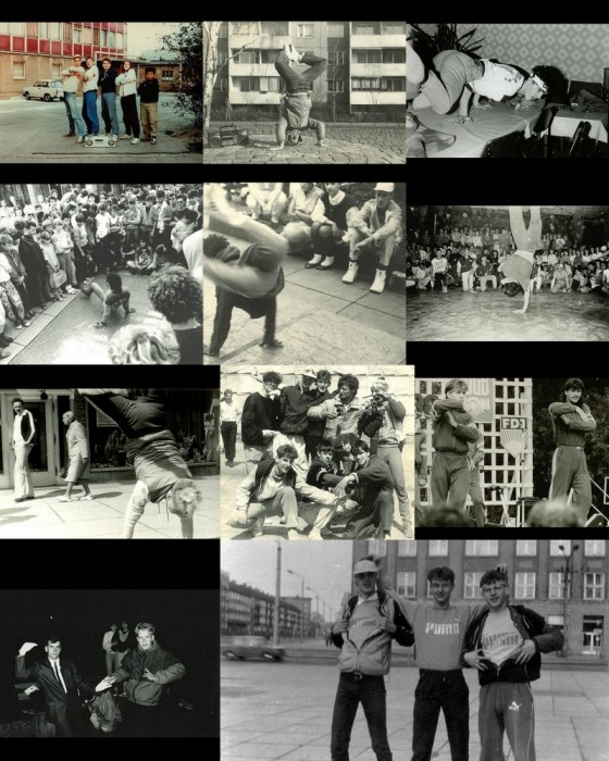 Breakdance in der DDR / Here We Come – #© Nico Raschick.