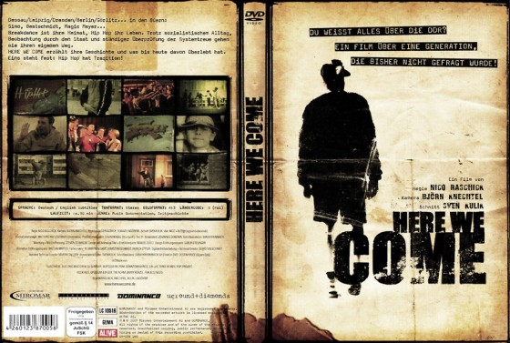 Here We Come DVD (2007).