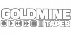 goldmine tapes logo.