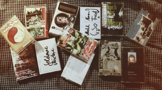 Goldmine Tapes.