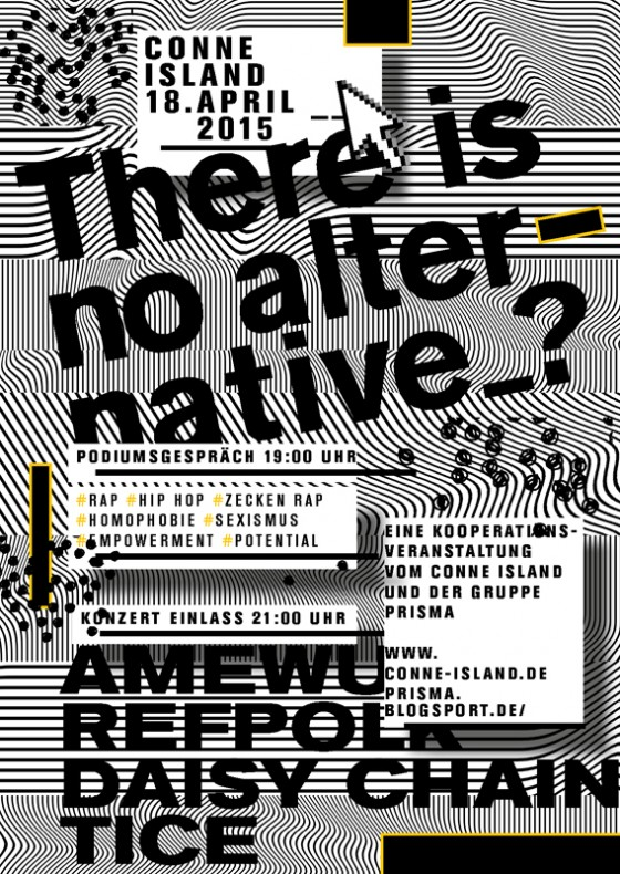 There is no alternative? Flyer (2015).