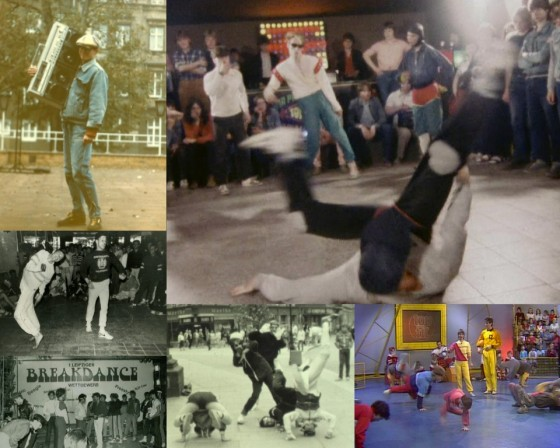 Breakdance in der DDR – #© Nico Raschick.