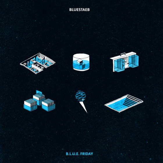 Bluestaeb – B.L.U.E. Friday EP.
