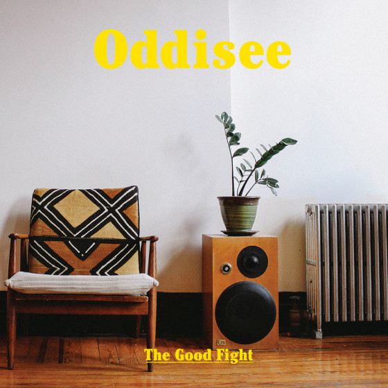 Oddisee – The Good Fight.
